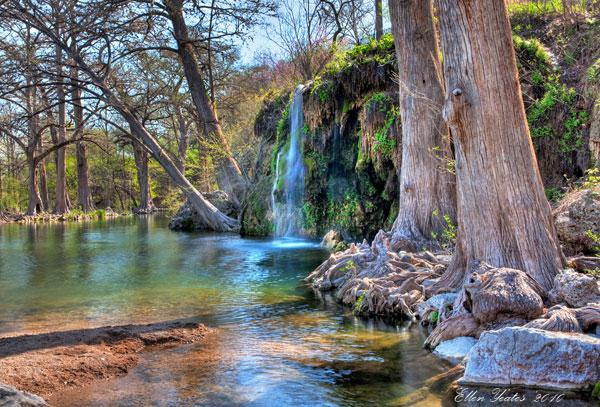 Krause Springs The Texas Scribbler