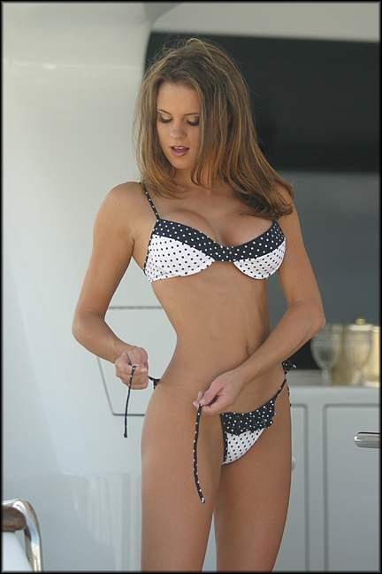 Kristen deluca nude playboy
