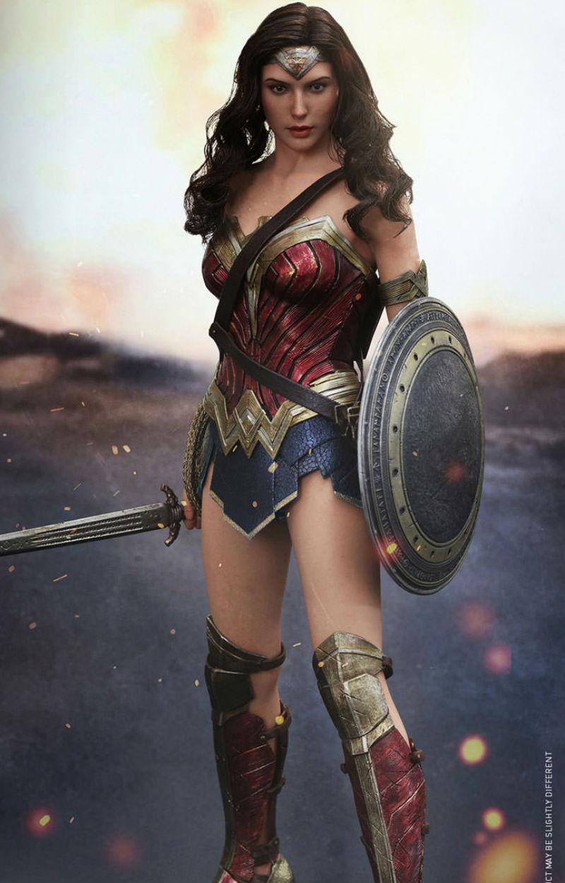 Wonder Woman Home Island Name