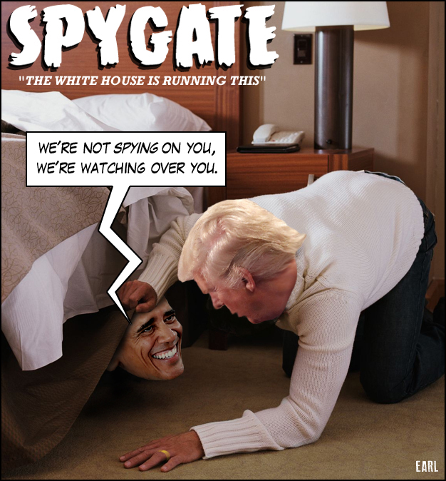Spygate | THE TEXAS SCRIBBLER